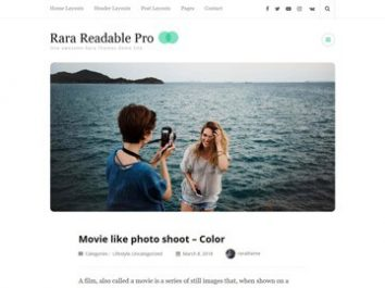 Rara Readable Pro