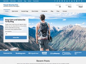 Travel Diaries Pro