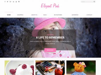 Elegant Pink Pro