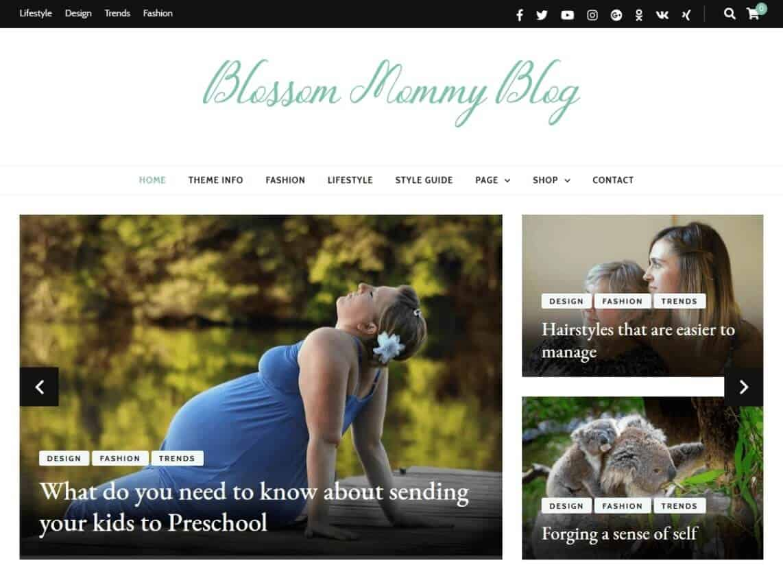 Blossom Mommy Blog