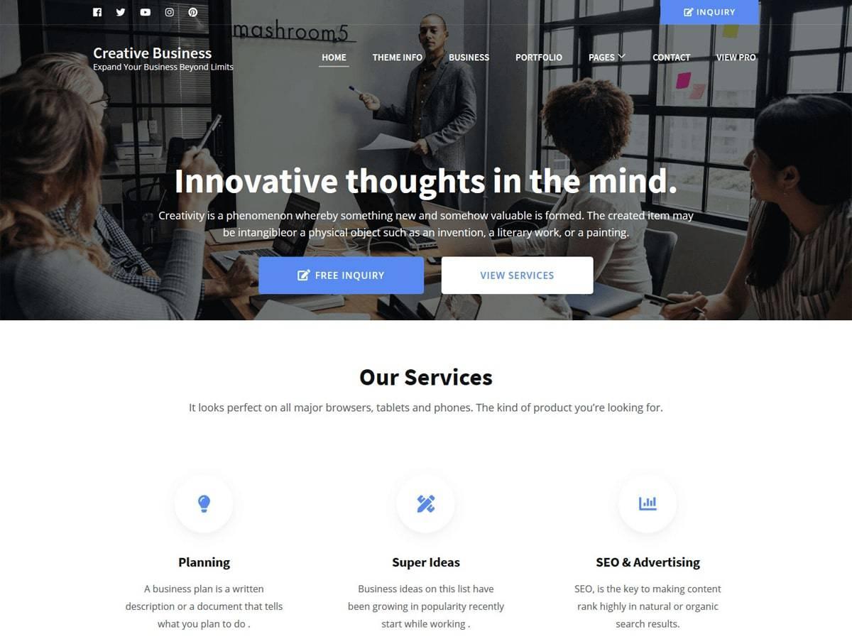 Creative Business