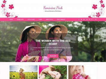 Feminine Pink