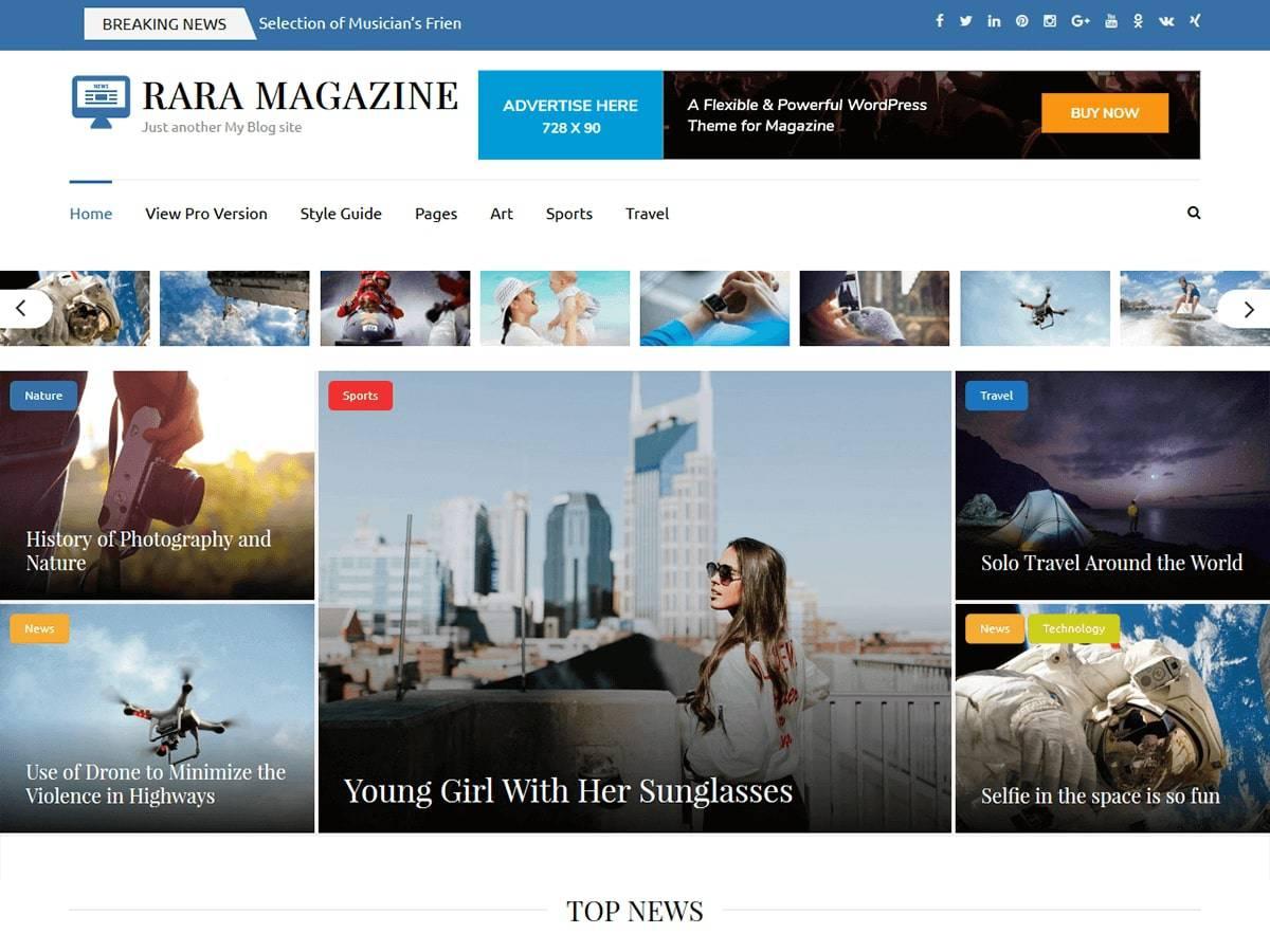 Rara Magazine