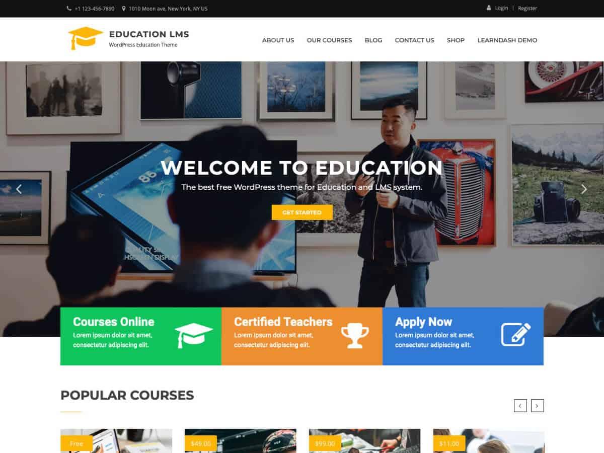 Education LMS