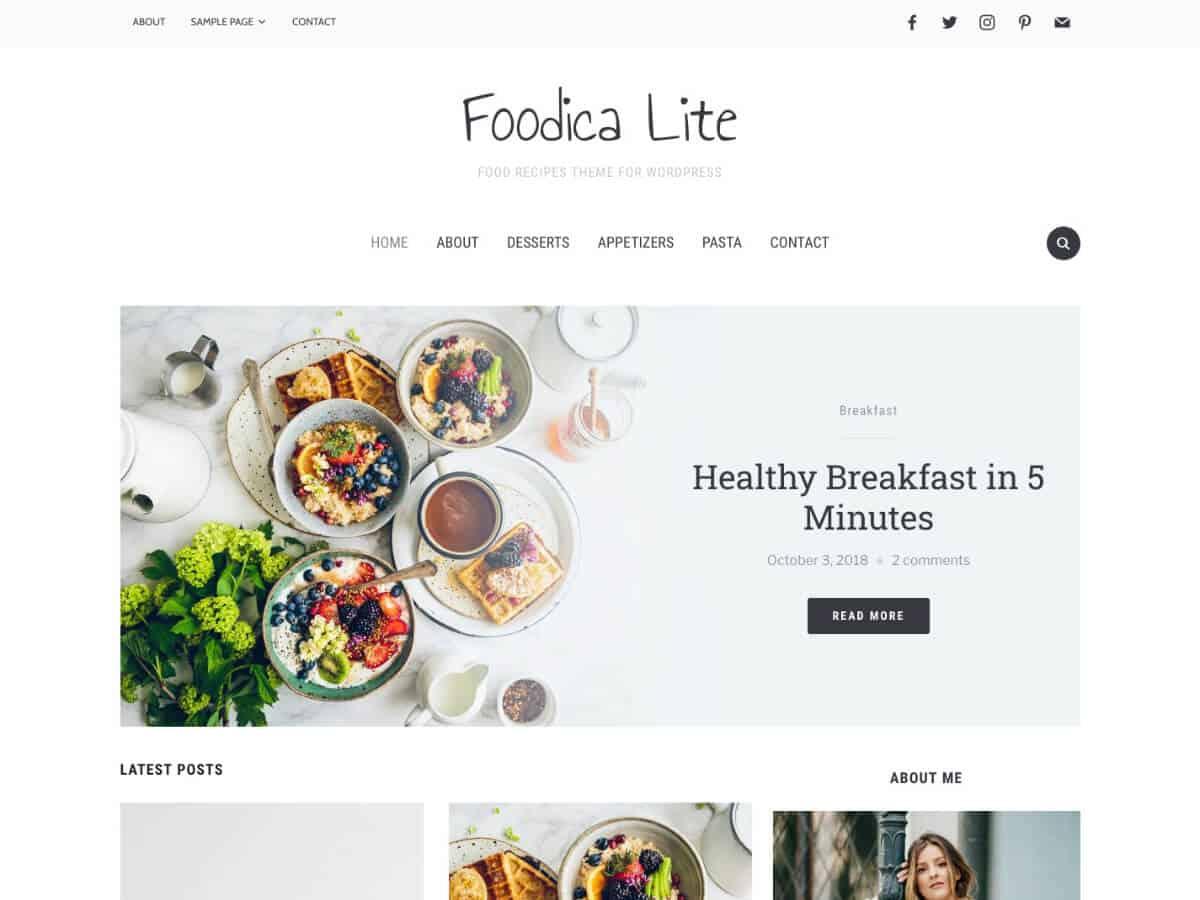 Foodica Lite