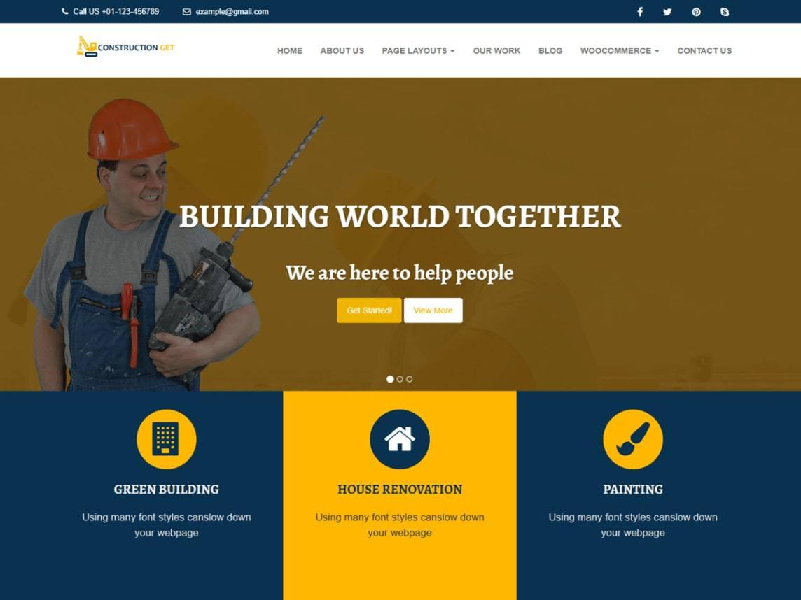 Construction Get