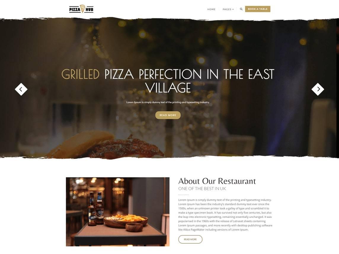 Pizza Hub Lite