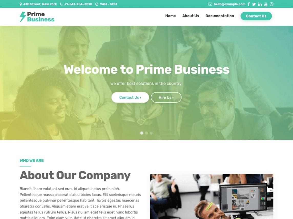 Prime Business