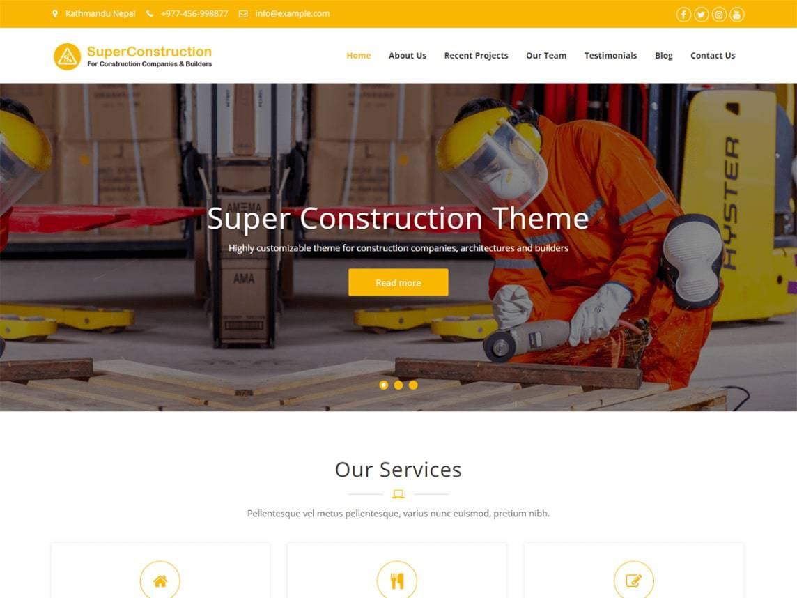 Super Construction