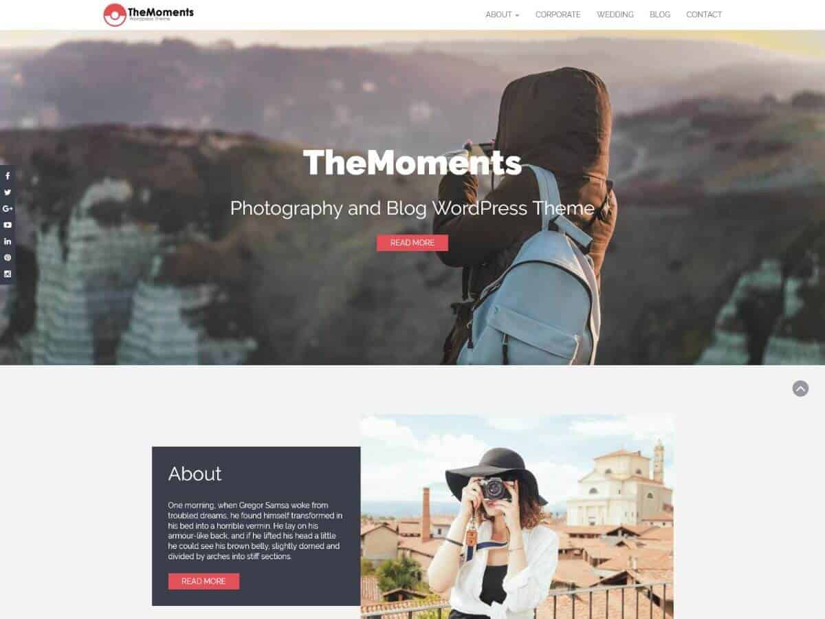 TheMoments WordPress Theme