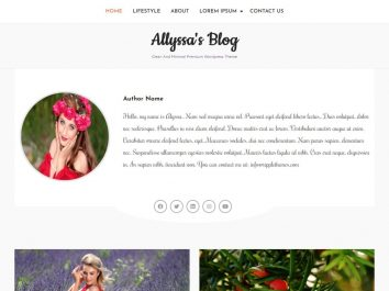 Alyssa's Blog