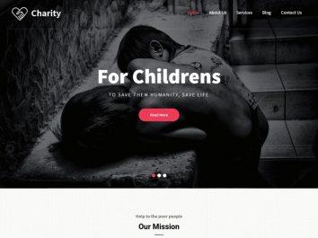 Pin Charity