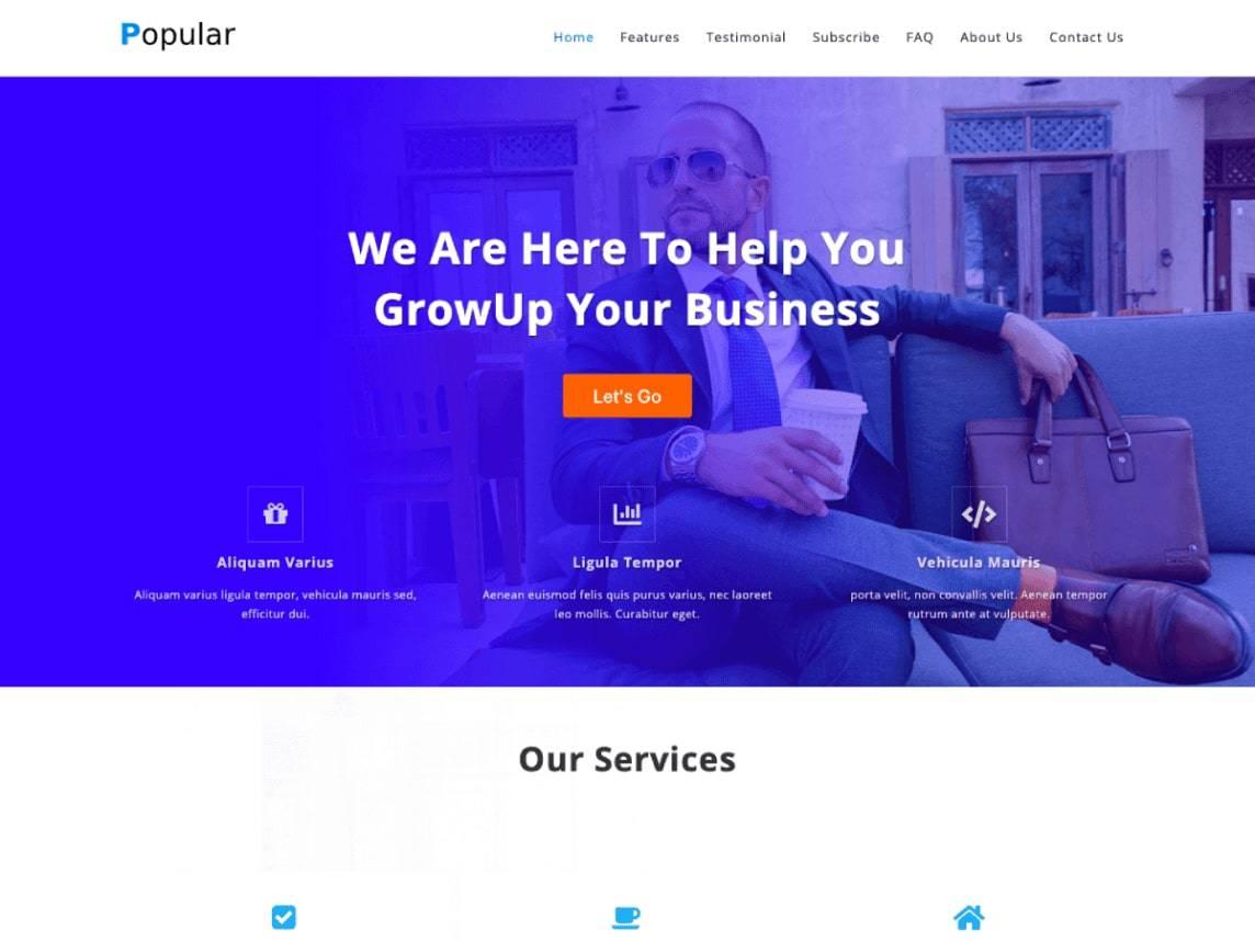Popular Business