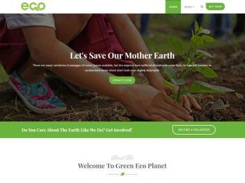 Green Eco Planet