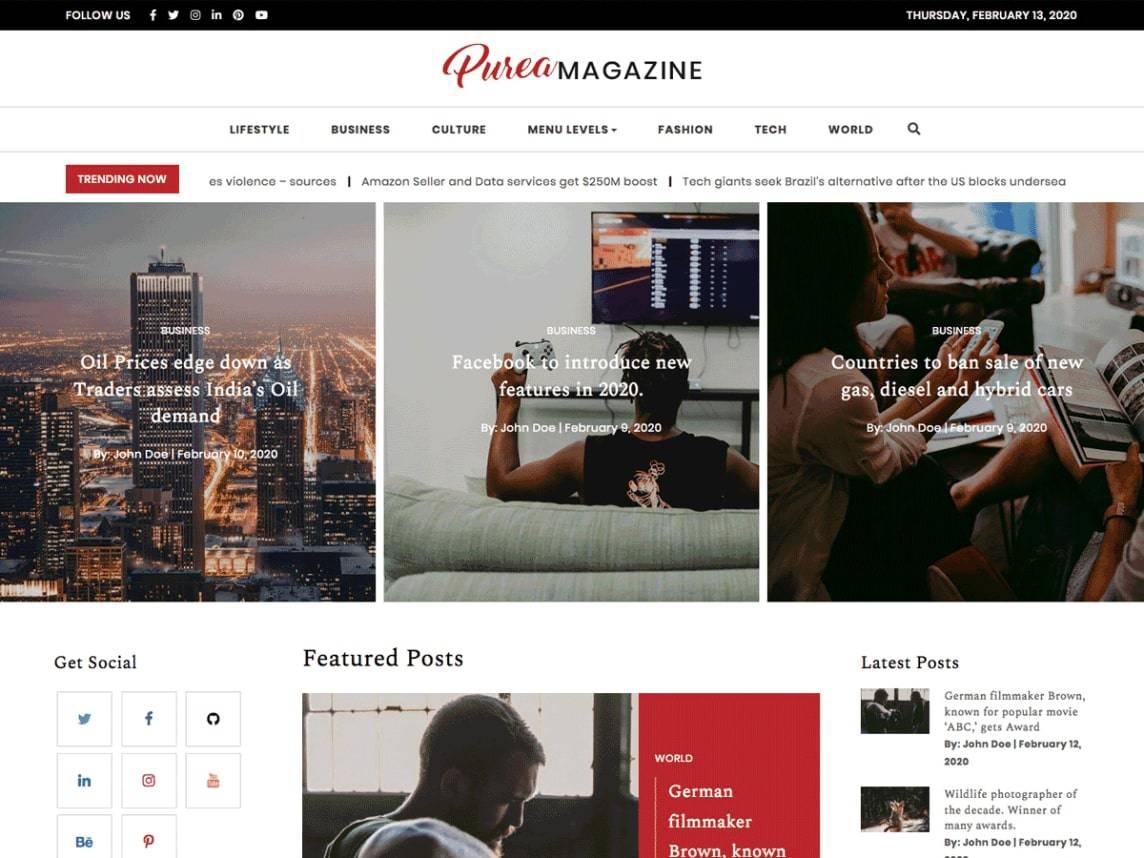 Purea Magazine