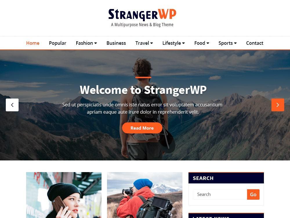 StrangerWP
